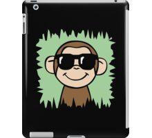 Cool Monkey iPad Case/Skin