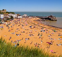 A Sunny Day at Viking Bay by Geoff Carpenter
