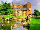 Coxes Lock and Mill HDR by Colin J Williams Photography