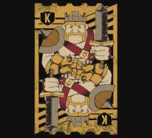 HUMBLE KING by Akiwa