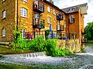 Coxes Mill and the Mill Race HDR by Colin J Williams Photography