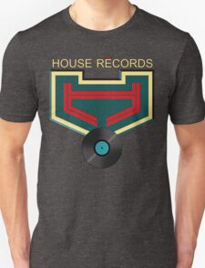 House Records Unisex T-Shirt