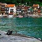 Waiting for the boatman by TaniaLosada