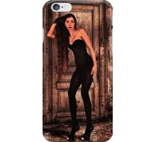 Abandoned Fashion Room Fine Art Print iPhone Case/Skin