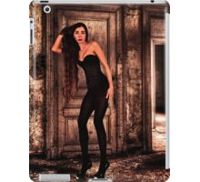 Abandoned Fashion Room Fine Art Print iPad Case/Skin