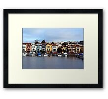 Valet Parking Framed Print