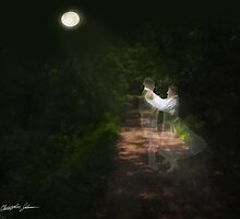Linger in the Moonlight 1 by Christopher Johnson