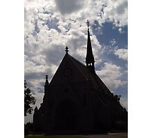 ivy chapel Photographic Print