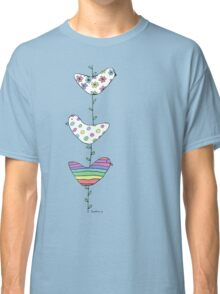 A string of birds Classic T-Shirt