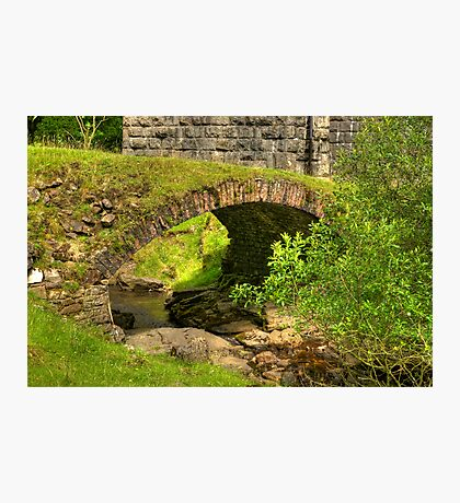 Stream Crossing #2  - Dentdale. Photographic Print