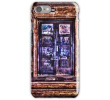 Urban Decay Door Fine Art Print iPhone Case/Skin
