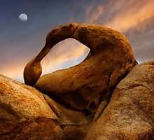 Mobius Arch in the Alabama Hills 2. by Alex Preiss