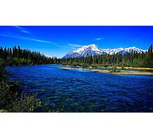 Kathleen River Photographic Print