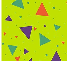 Rad 90's Triangles by ummo