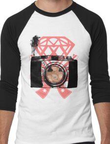 SEXY SHOT Men's Baseball ¾ T-Shirt