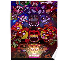 Five Nights at Freddys Poster