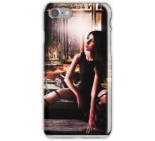 Venice Girl Fine Art Print iPhone Case/Skin