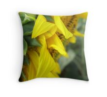 Sunny Side On Throw Pillow