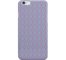 African Violet Design F iPhone Case/Skin