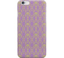 African Violet Design G iPhone Case/Skin