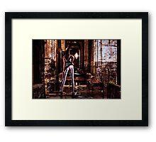 The Legs Fine Art Print Framed Print