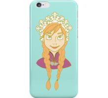 Winter Princess iPhone Case/Skin