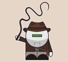 Indiana-Bot by robotrobotROBOT