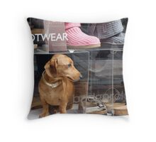 For Display Only Throw Pillow