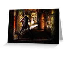 Fashion Abandoned House Fine Art Print Greeting Card