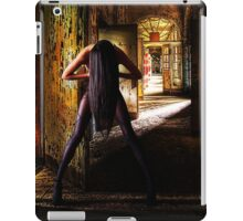 Fashion Abandoned House Fine Art Print iPad Case/Skin