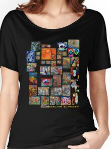 Art Collection Women's Relaxed Fit T-Shirt