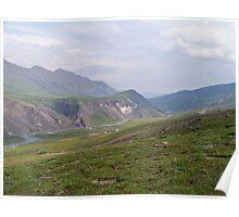 Atigun Gorge Poster