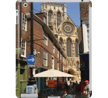 York Minster iPad Case/Skin