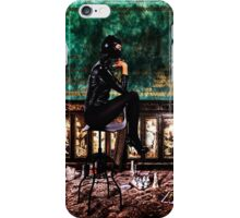 Love Meeting Fine Art Print iPhone Case/Skin