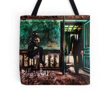 Love Meeting Fine Art Print Tote Bag