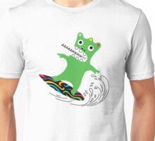 Critter Surf   Unisex T-Shirt