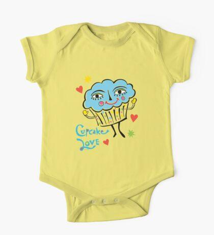 Cupcake Love Kids Clothes