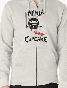 Ninja Cupcake   T-Shirt