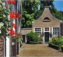 Beguinage Breda by Adri  Padmos