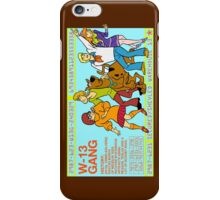 Warehouse 13 / Scooby Gang iPhone Case/Skin
