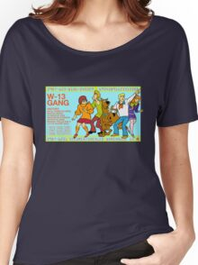 Warehouse 13 / Scooby Gang Women's Relaxed Fit T-Shirt