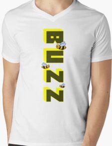 buzz Mens V-Neck T-Shirt