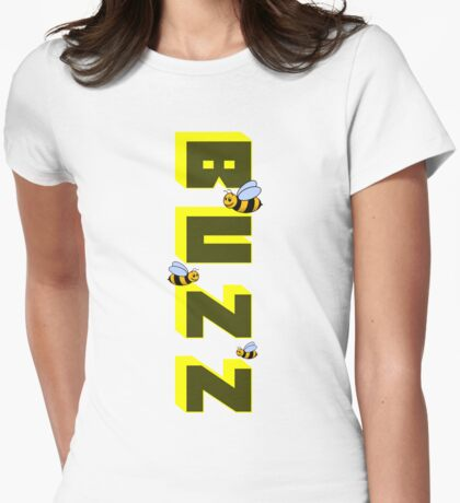 buzz Womens Fitted T-Shirt