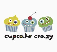 Cupcake Crazy  by Andi Bird