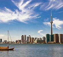 Toronto Skyline by rgstrachan