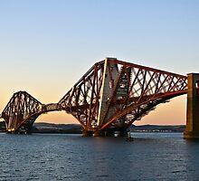 The Forth Bridge by rgstrachan