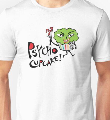 Psycho Cupcake  T-Shirt