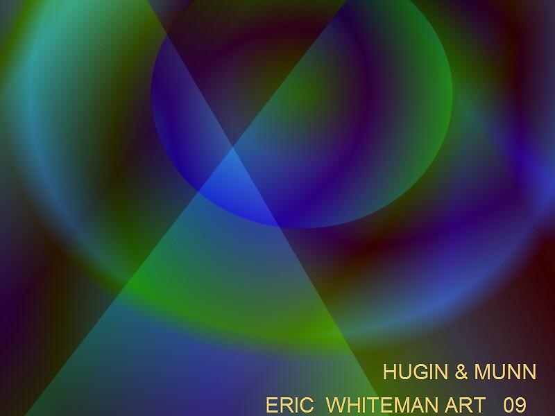 ( HUGIN & MUNIN )  ERIC WHITEMAN  by ericwhiteman