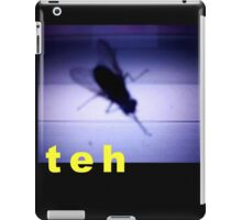 Teh Internet Fly iPad Case/Skin