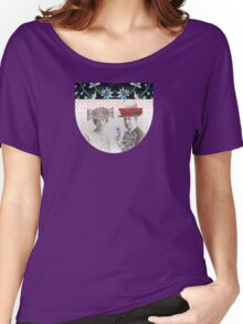 Kublai Khan and Chabui Women's Relaxed Fit T-Shirt